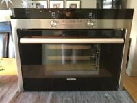 Siemens Steam Oven HB24D