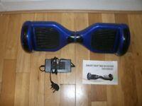 Blue Swegway (hover board)