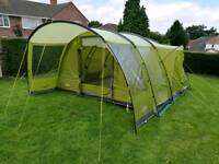 Vango Langley 600XL 2017 Tent Bundle