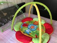 Baby play gym / mat - buy one get one free