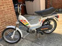 ZANELLA MOPED MOTORBIKE 50V3 NEEDS CARBURETTOR AND CHAIN