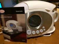 Teasmade Swan, barely used. Instruction manual included.