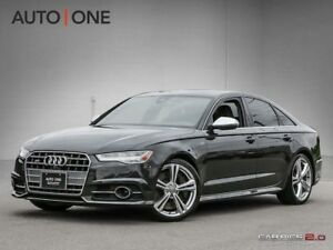 2016 Audi S6 HEADS UP   QUILTED SEATS   IMMACULATE