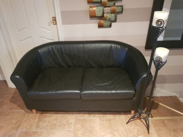 Groovy 2 Seater Imitation Leather Sofa In Armagh County Armagh Gumtree Ibusinesslaw Wood Chair Design Ideas Ibusinesslaworg