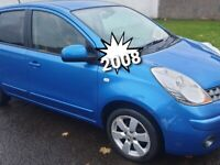 Nissan, NOTE, MPV, 2008, Manual, 1598 (cc), 5 doors