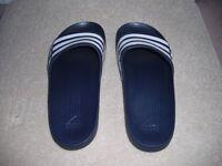 Adidas Duramo Slider Sandals Flip Flops