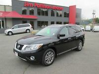 2014 Nissan Pathfinder SV, local/no accidents