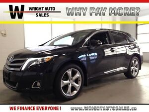 2013 Toyota Venza AWD| LEATHER| SUNROOF| BACKUP CAM| 84,311KMS