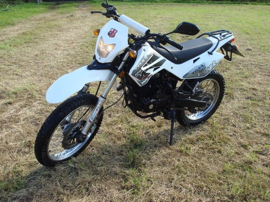 2015 Wk 125 Trail Bike Enduro Scrambler Road Legal Not Ktm Honda Suzuki Yamaha In Dromore County Tyrone Gumtree