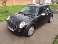 MINI Hatch 1.4 One D 3dr , 6 MONTHS FREE WARRANTY, ONE OWNER FROM NEW