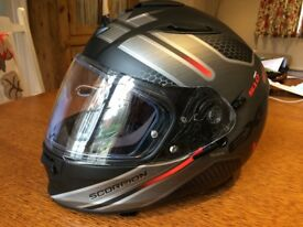 Scorpion Exo 510 Helmet in tip top condition.