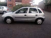 2003 Vauxhall Corsa 1.2 petrol 5 door hatchback