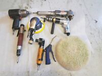 Air tool bundle