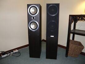 Tannoy Mercury V4 Floorstanding Speakers.