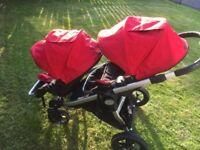 Baby Jogger City Select single / double pram pushchair