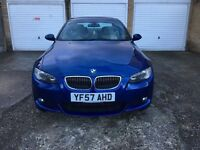 BMW 325D M Sport Auto iDrive full spec £6490