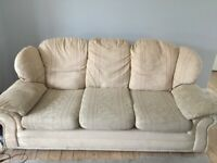 Sofa 3 seater free to collector Shoreham