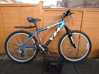 "A 2004 Scott YZ4 Octagon Voltage 16"" mountain bike. See other ad.for 18"" bike - same spec."