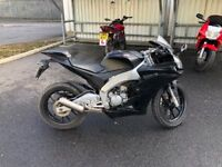 Aprilia RS4 50, Loads of extras, 13k miles, 1 Month MOT, Quick Bike, some very minor cosmetic damage