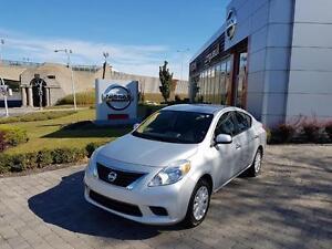 2012 Nissan Versa SV AC+VITRES+PORTES