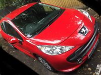Peugeot 207 M Play sports VERY LOW MILEAGE QUICK SALE FREE DELIVERY not FIESTA corolla Astra jazz