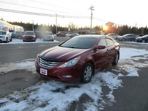 2013 Hyundai Sonata GLS, LEATHER, SUNROOF!