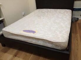 Airsprung mattress 135 x 190 x (15-20) cm sprung, double bed