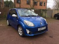 RENAULT TWINGO 1.2 ** GT 100 MODEL ** LOW MILEAGE ** FSH **