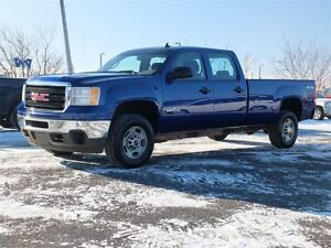 2014 GMC SIERRA 2500HD EN ATTENTE D'APPROBATION