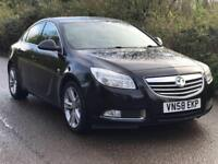 VAUXHALL INSIGNIA 2.0 PETROL AUTOMATIC