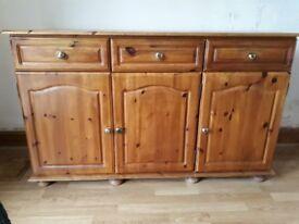 Solid Wood Furniture Set