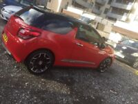 Citreon ds3 1.6 very economical will px depending on what car