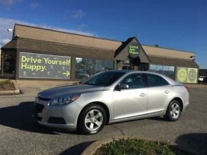 2016 Chevrolet Malibu LT / 17 ALLOY RIMS / BLUETOOTH / XM RADIO