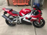 2001 Yamaha R1 only 21k miles 5JJ carb model