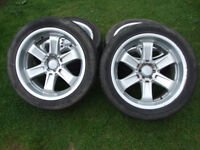 "ALLOY WHEELS WITH TYRES 20"" 9.5J 5x112 5x120 ET30"