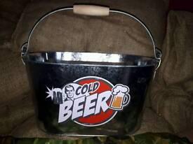 New beer bucket