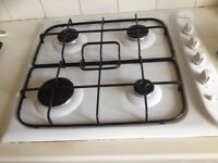 Indesit 4 burner hob. Clean and in perfect working order.