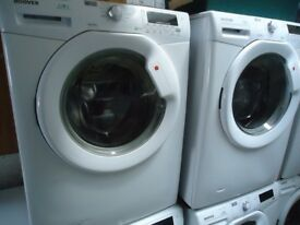 Hoover washer dryer wdyn856dg with 8kg load and 1600 spin