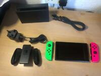 Nintendo switch £165
