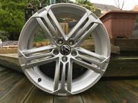 """Volkswagen 19"""" Talladega alloy wheel"""
