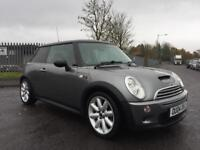2004 MINI COOPER S STUNNING CAR THROUGH OUT FULL SERVICE HISTORY