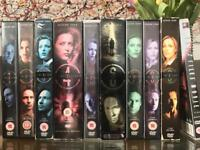 X Files DVD Complete Collection