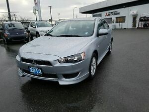 2012 Mitsubishi Lancer SE sedan; MINT CONDITION