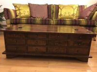 Laura Ashley chest in good condition, currently £675 on the Laura Ashley website.