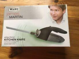 James Martin WAHL Electric Kitchen Knife