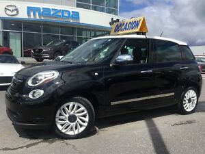 2014 Fiat 500L Lounge ** AUTOMATIQUE ** TOIT PANORAMIQUE **