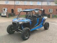 Polaris Buggy 4 seater ROAD LEGAL 1000cc turbo RZR XP1000 2017 - PX WELCOME