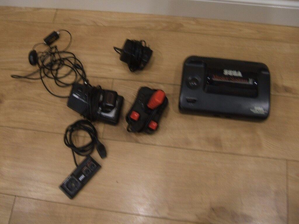 Sega Master System 2 game console