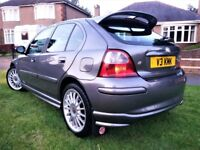 2003 (53) MG ZR 1.8 VVC 160 5DR - 1 of 284 remaining, original car, low miles, full service history!