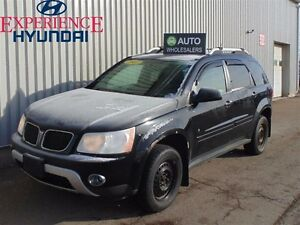 2007 Pontiac Torrent THIS WHOLESALE WILL BE SOLD AS IS - INQUIRE